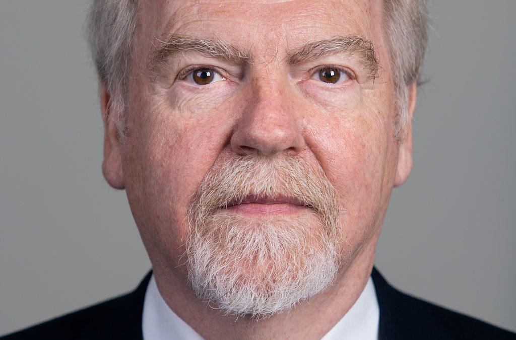 Ávarp formanns stjórnar